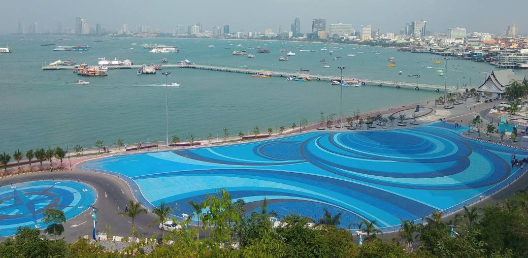 Pattaya Harbor (2)