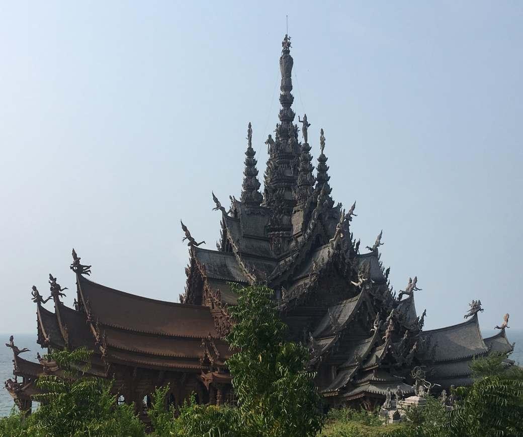 Pattaya Temple of Truth (1)