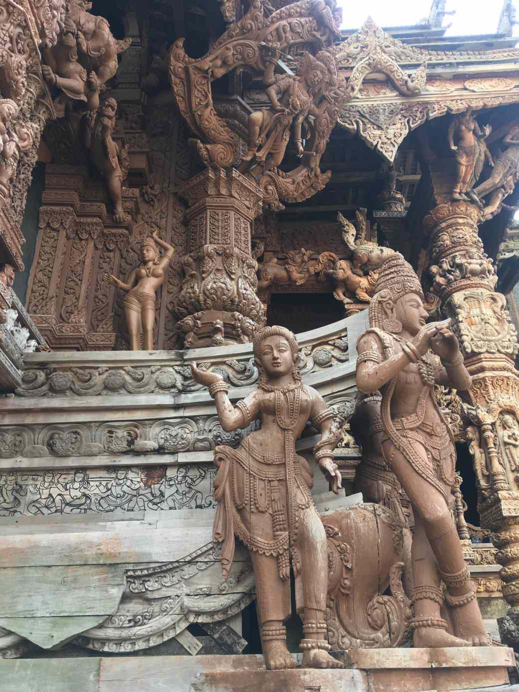 Pattaya Temple of Truth (4)