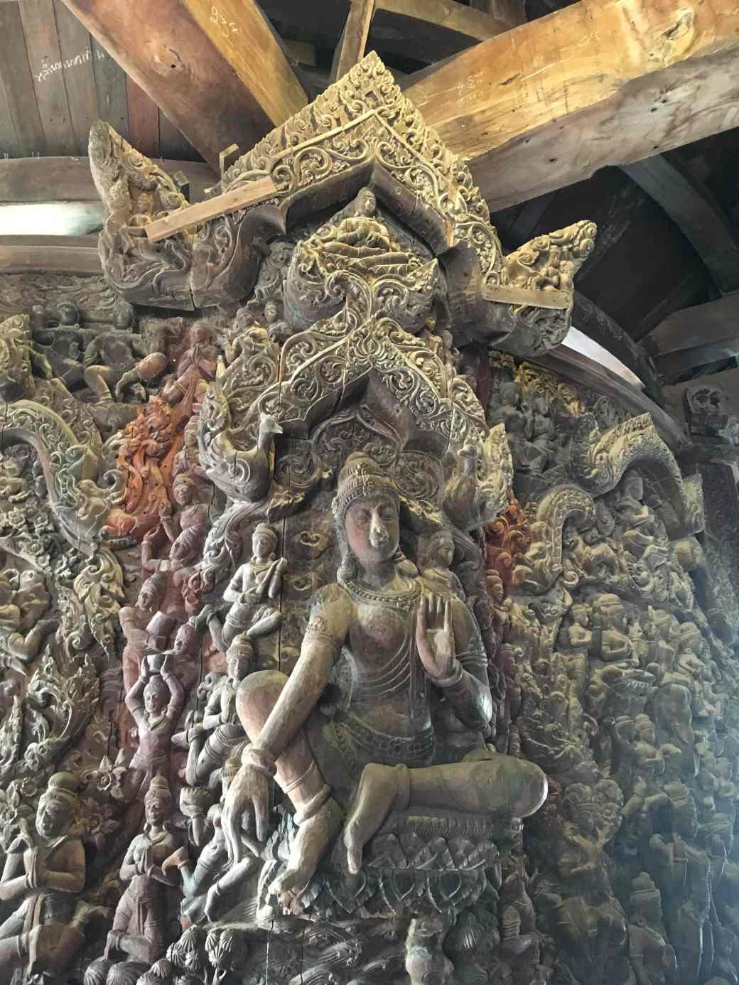 Pattaya Temple of Truth (9)