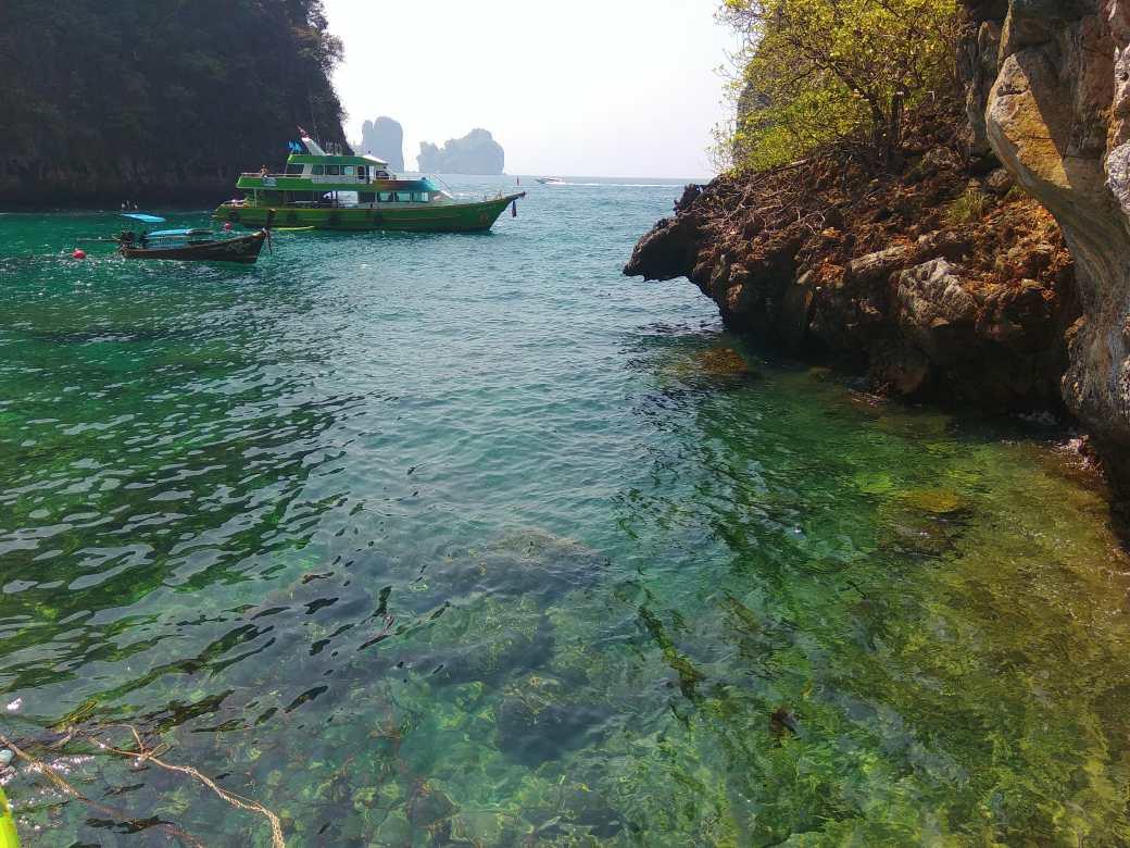 The Beach Maya bay (4)