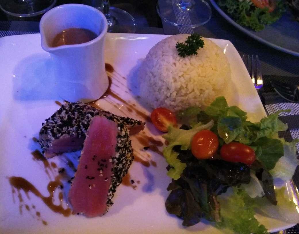 Tuna steack