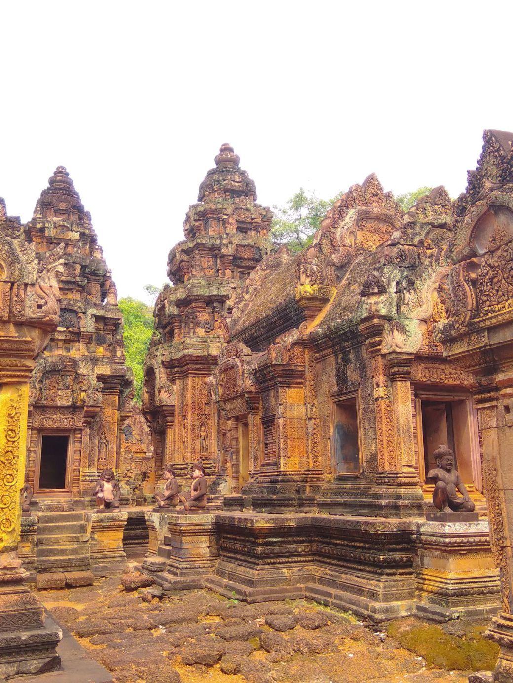 Bantey Srei Temple (3)