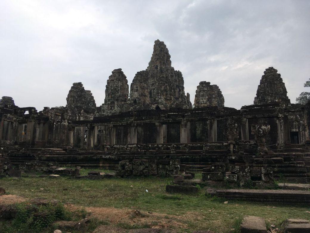 Bayon Temple (1)