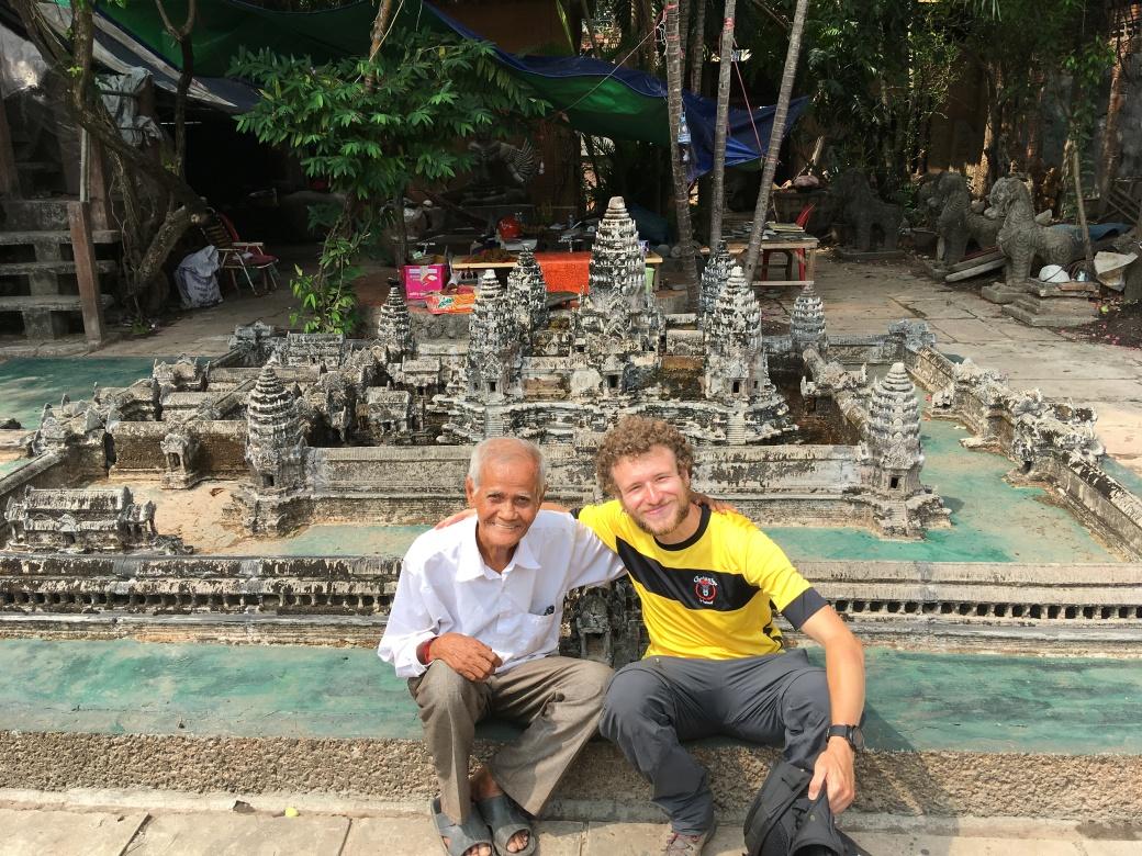 Siem Reap Angkor Temples replicas (1)