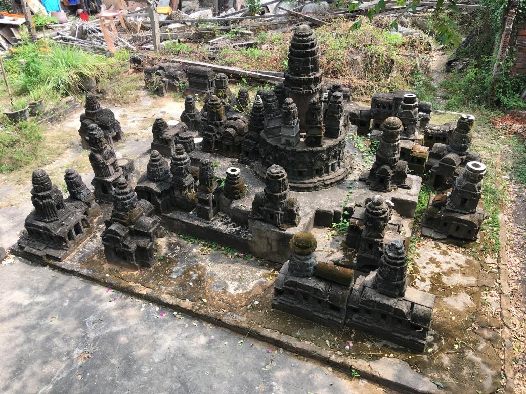 Siem Reap Angkor Temples replicas (2)