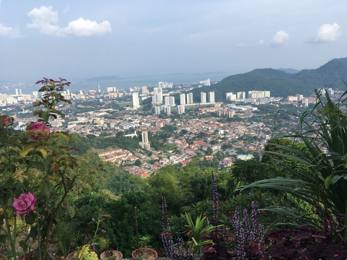 Penang Hill georgetown