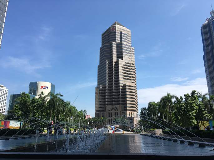 Kuala Centre - Petronas towers (2)