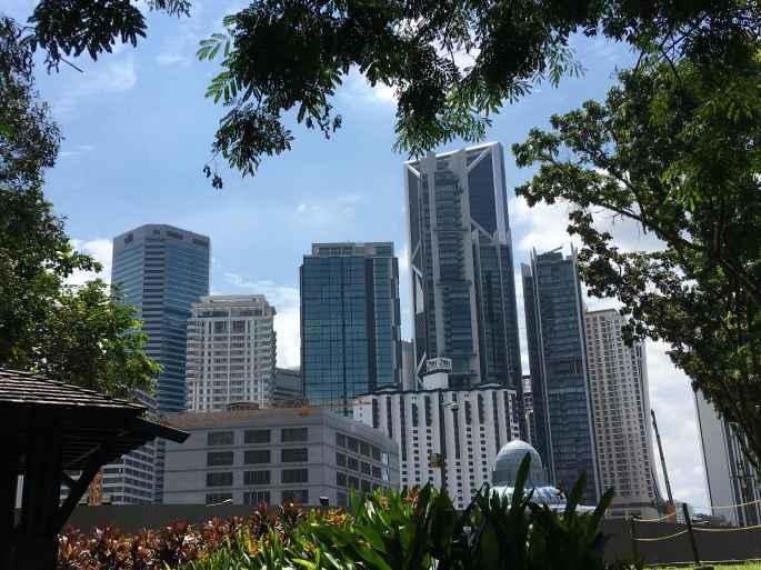 Kuala Centre - Petronas towers (5)