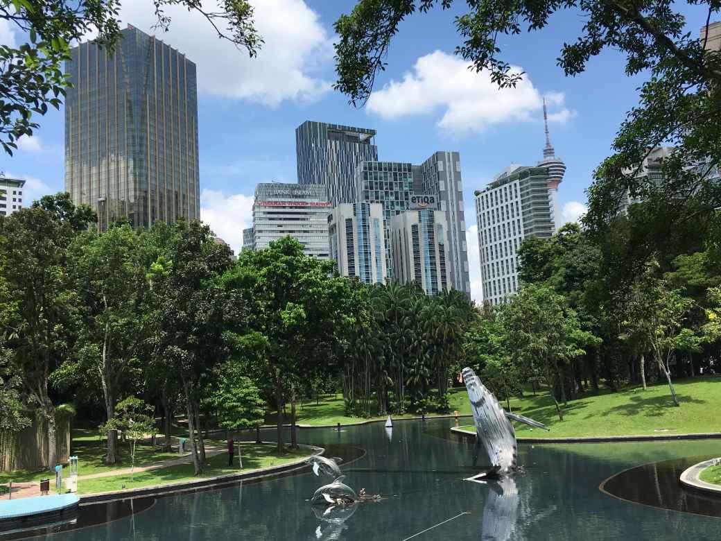 Kuala Centre - Petronas towers (6)