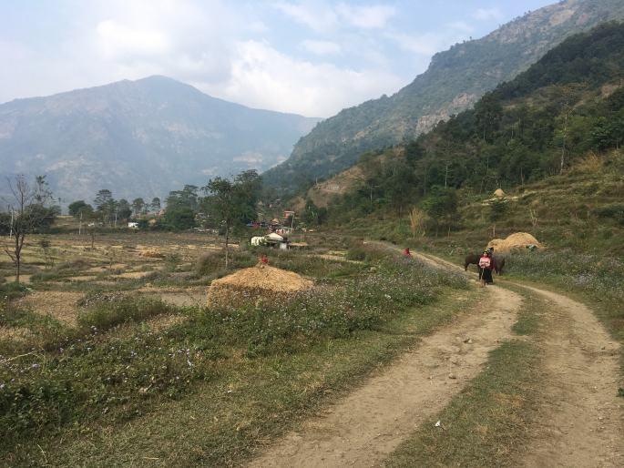 Annapurna Circuit Trek en Solo (2)