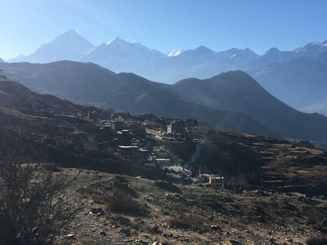 Annapurna Circuit Trek en solo D11 (12)