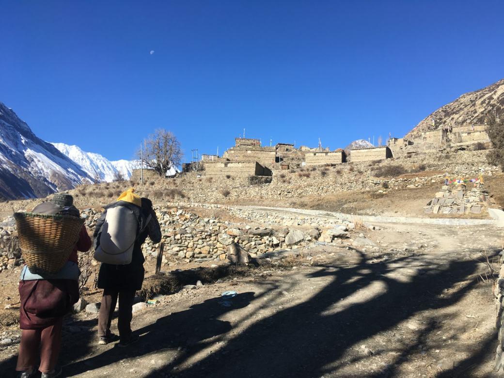 Annapurna Circuit Trek en solo D9 (3)