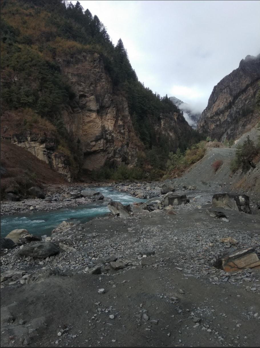 Annapurna Circuit Trek Jour 6 (2)