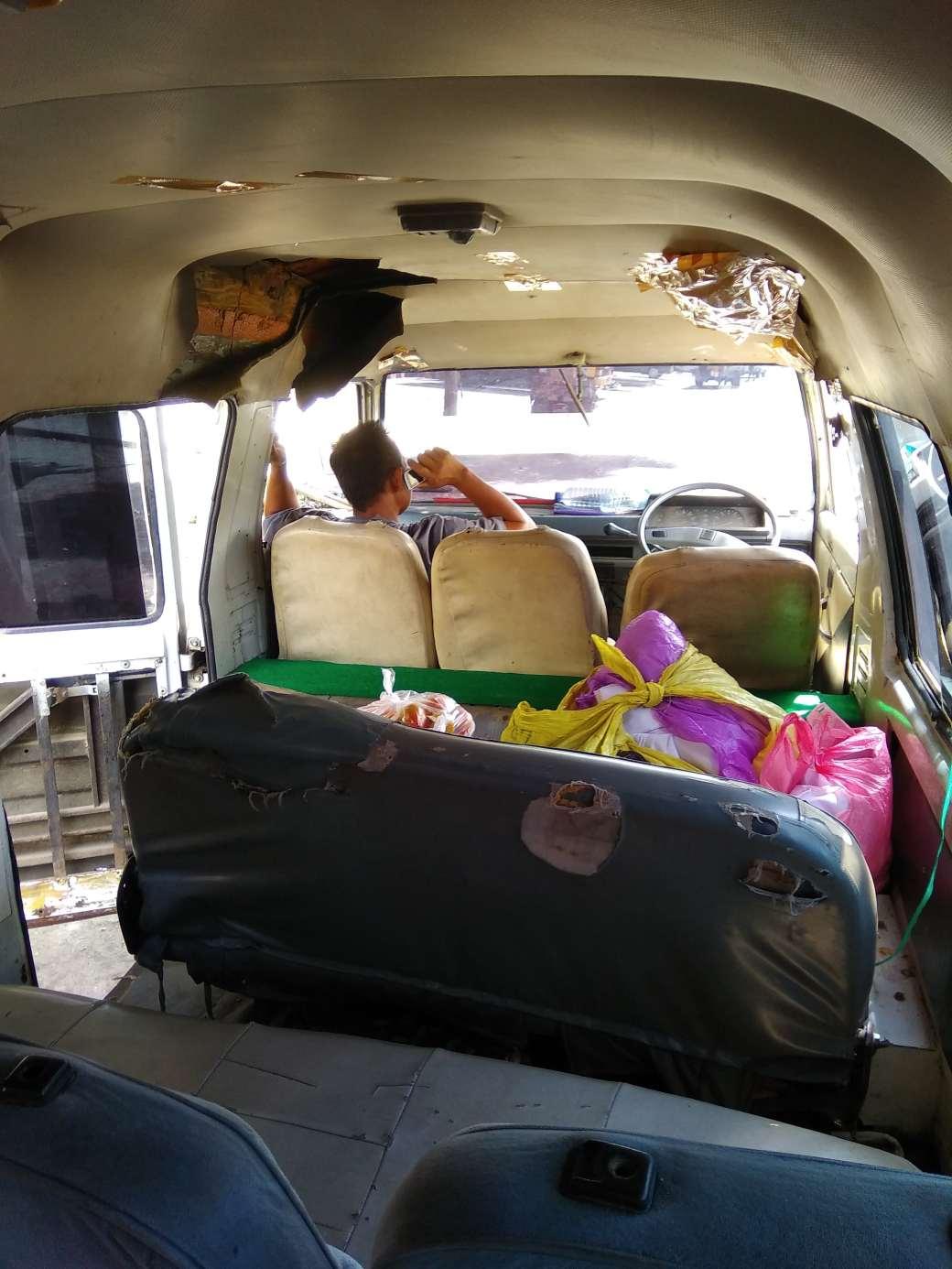 Bemo Mataram to Bengsal (1)