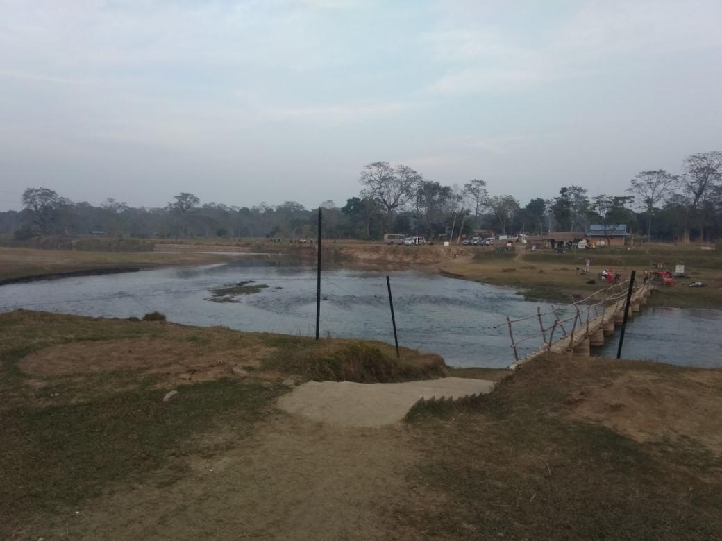 Chitwan Elephant Breeding Centre (2)
