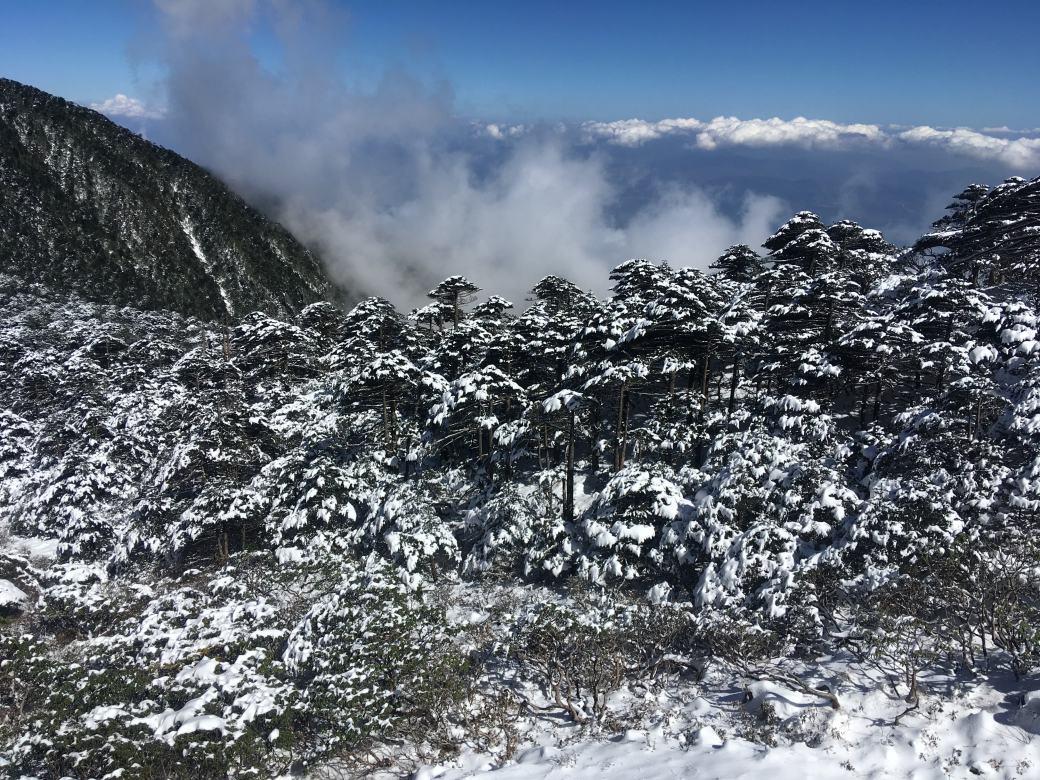 Dali Cangshan Mountain (1)