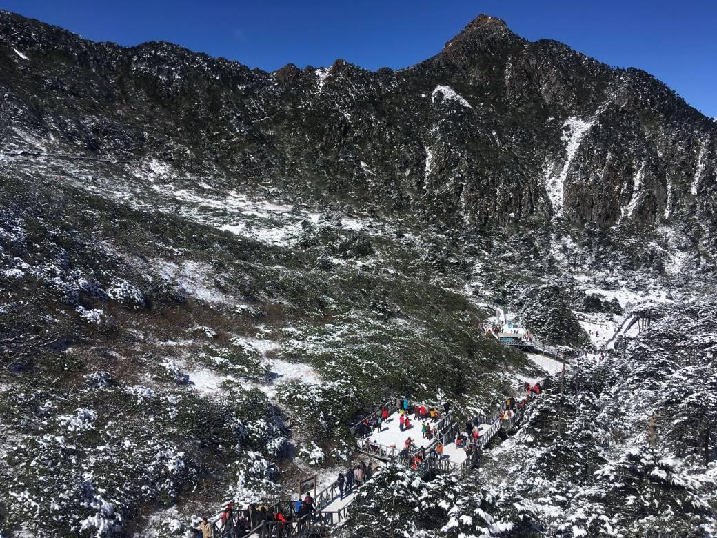 Dali Cangshan Mountain (3)