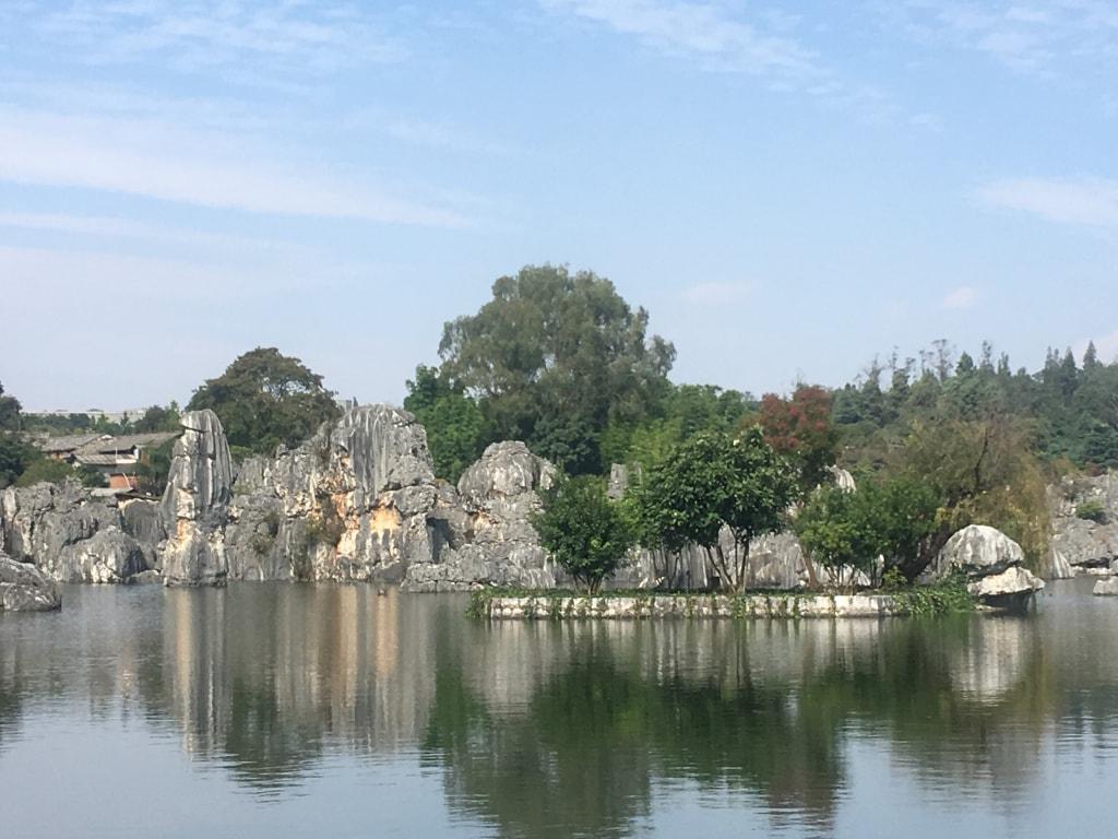 Foret de pierres Shilin (2)