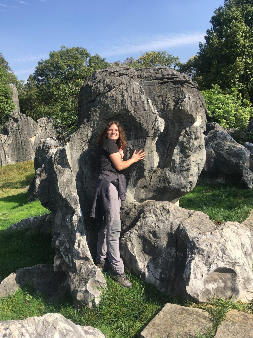 Foret de pierres Shilin (5)