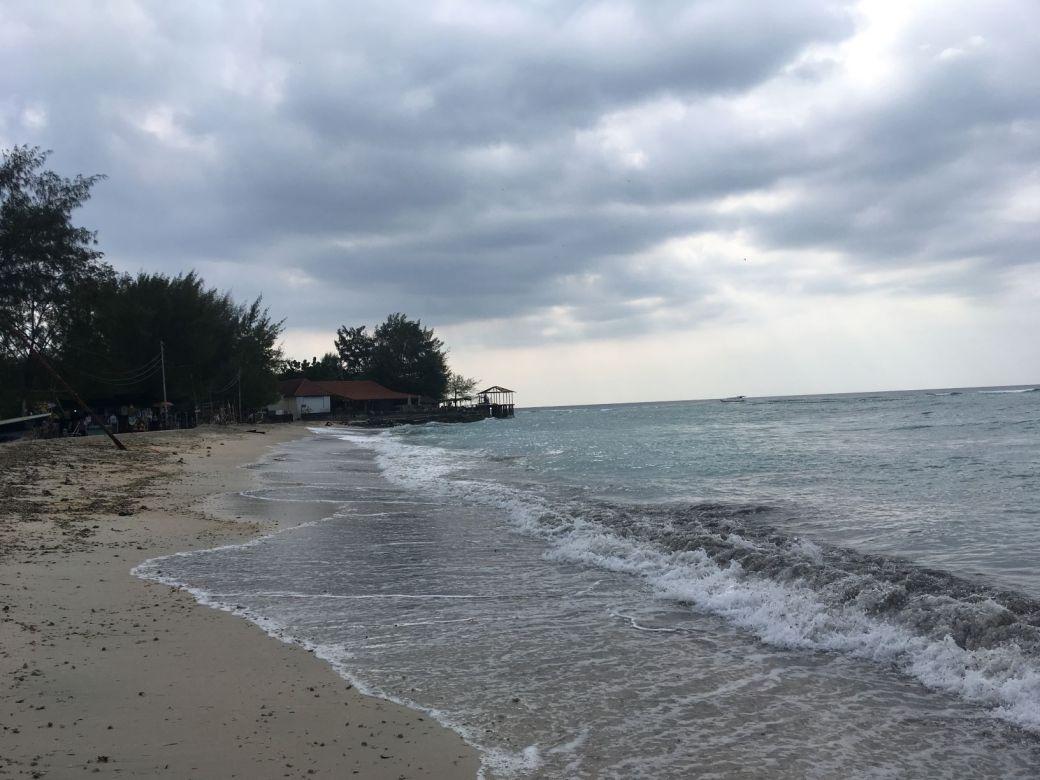 Gili Trawangan Beach Plage (10)