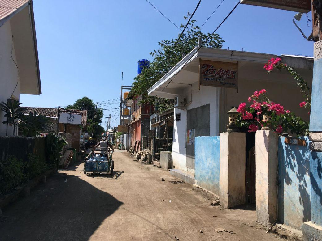 Gili Trawangan streets (1)