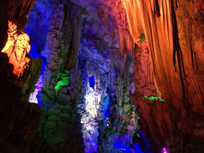 Guilin - Reed Flute Cave (5)-min