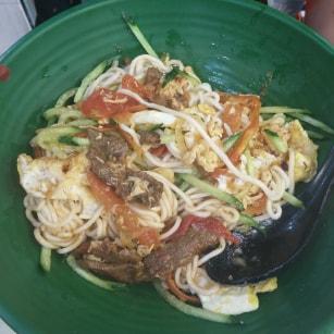 Hong Kong noodles (1)