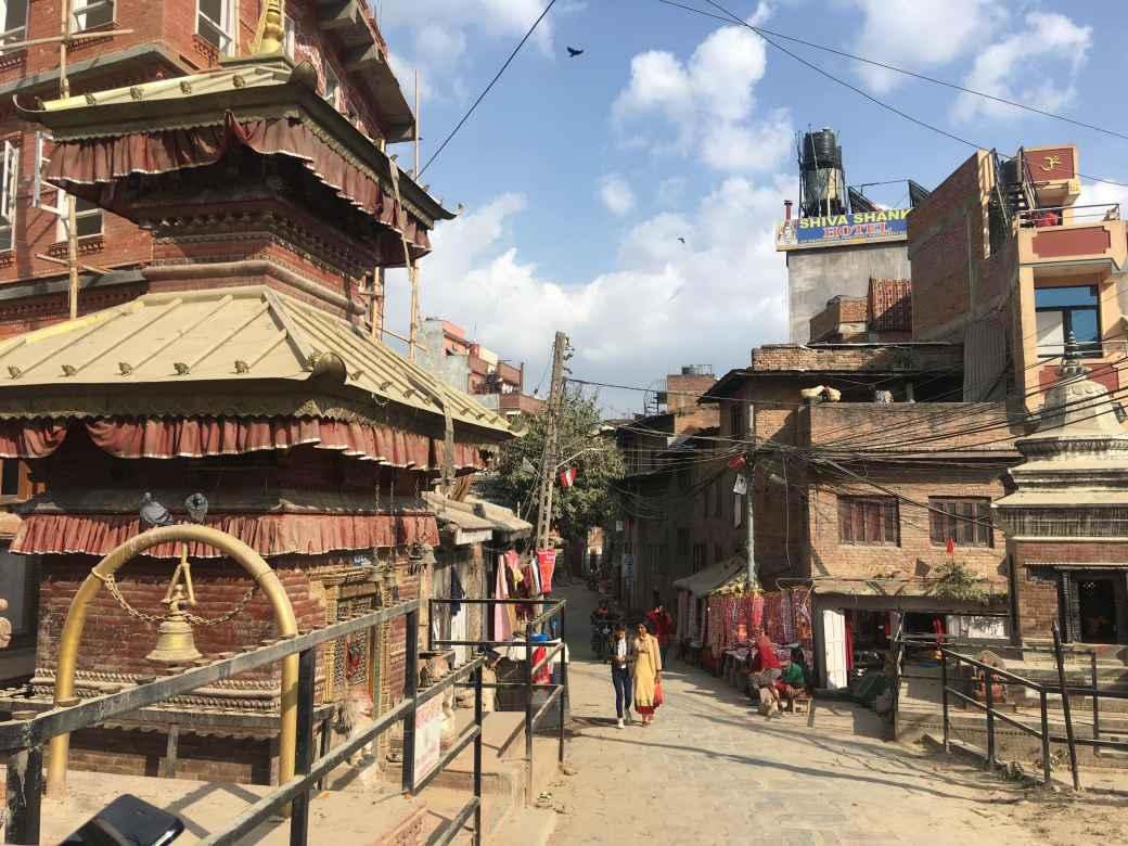 Kathmandou Thamel (2)