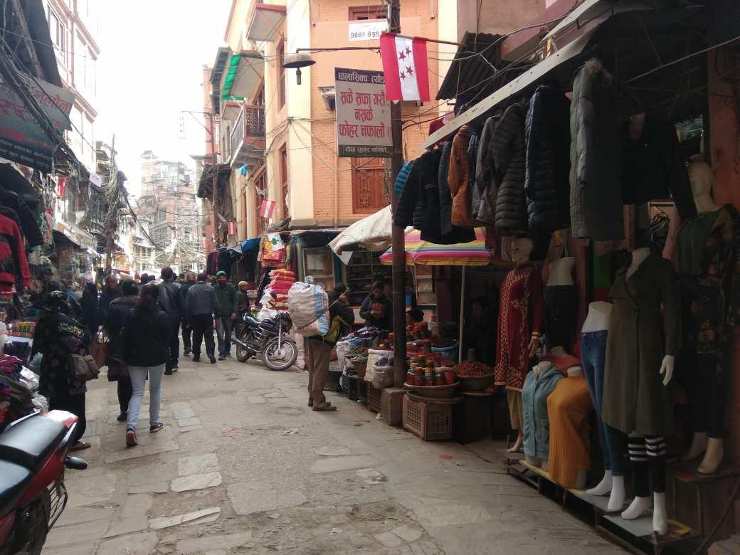 Kathmandou Thamel (3)