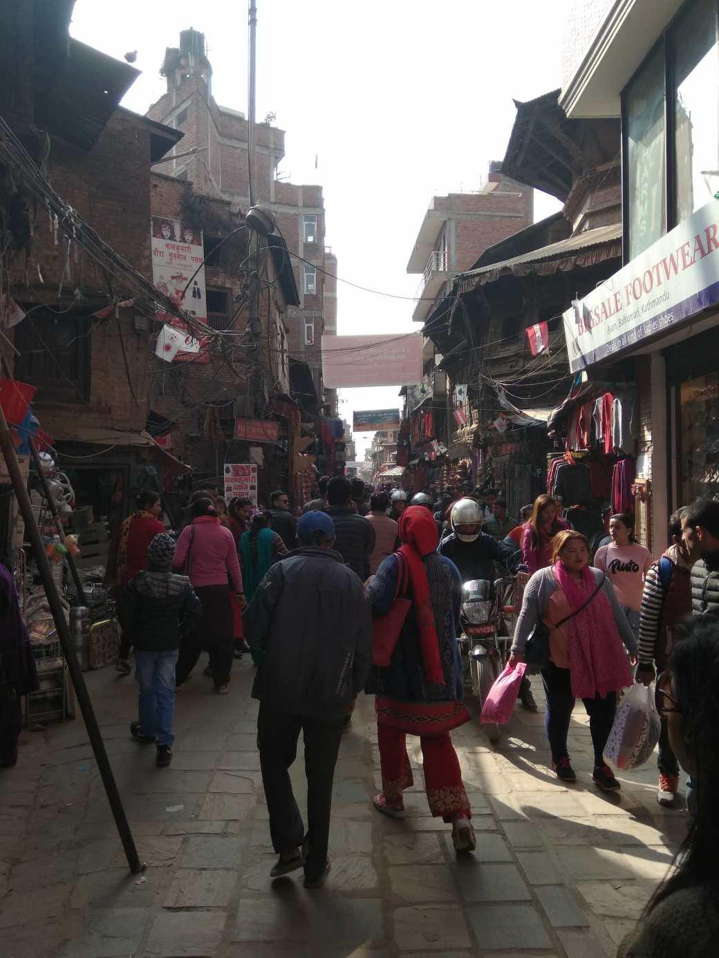 Kathmandou Thamel (4)