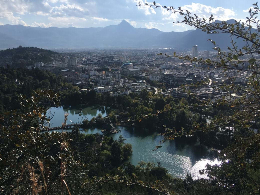 Lijiang Black Dragon park (1)