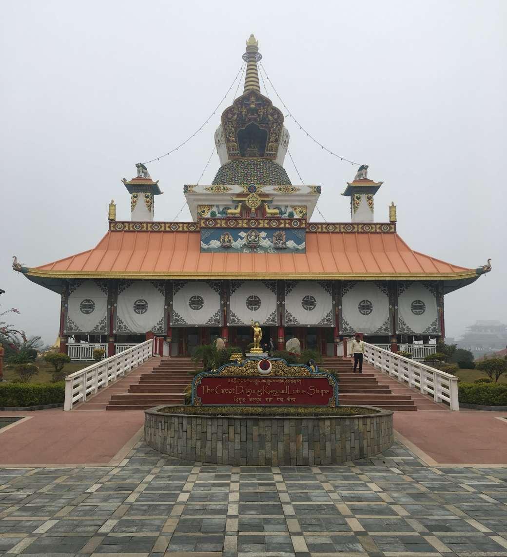 Lumbini Bouddha Temples (1)