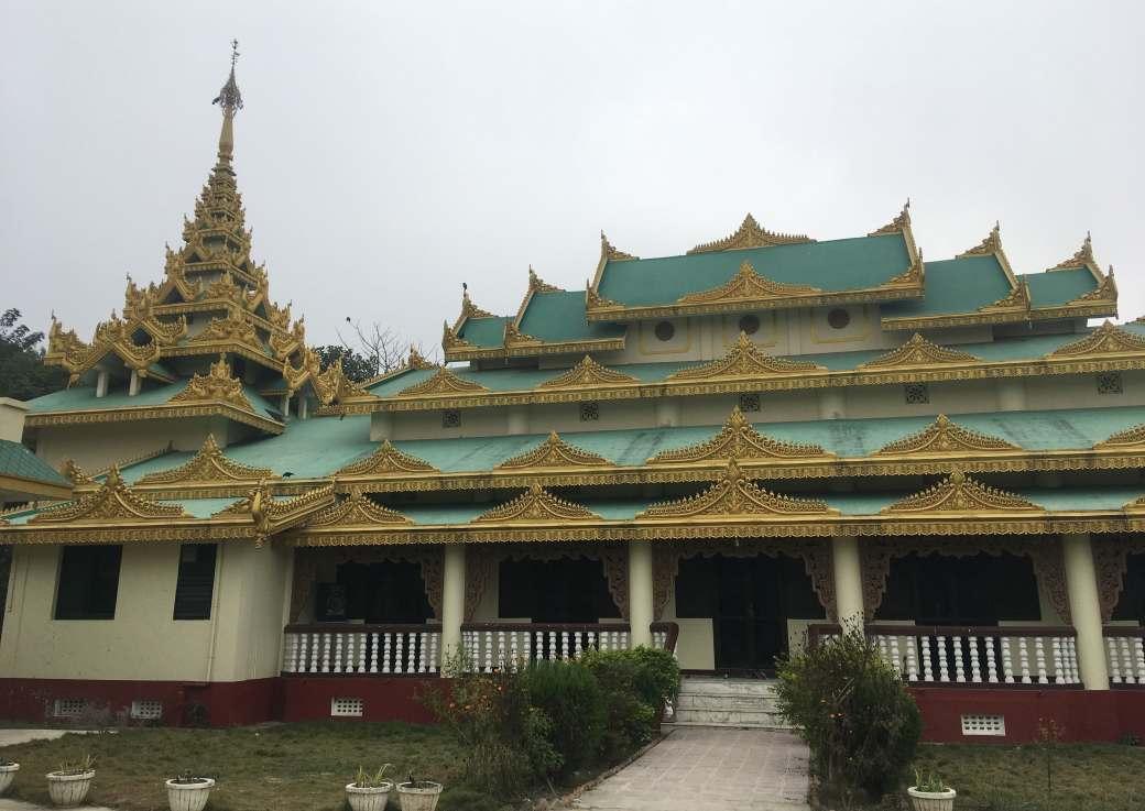 Lumbini Bouddha Temples (10)
