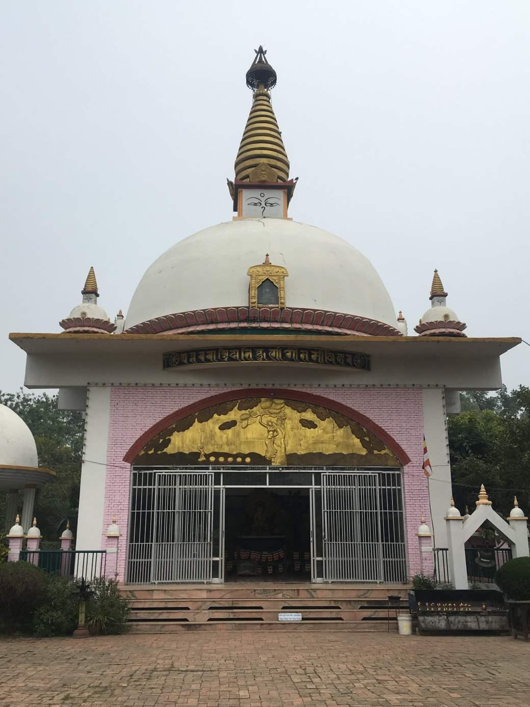 Lumbini Bouddha Temples (16)
