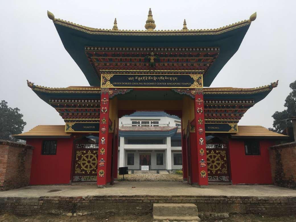 Lumbini Bouddha Temples (2)