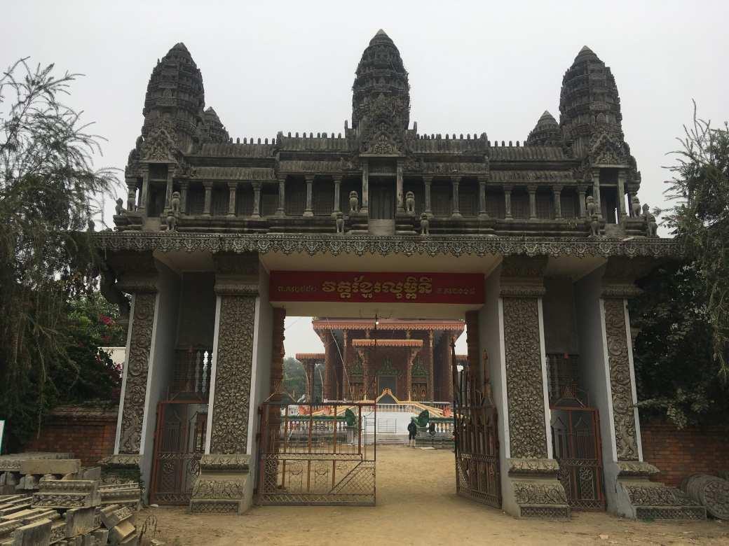 Lumbini Bouddha Temples (6)