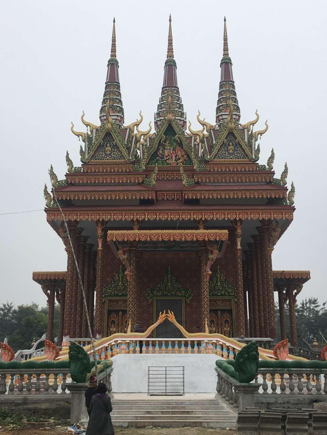 Lumbini Bouddha Temples (7)