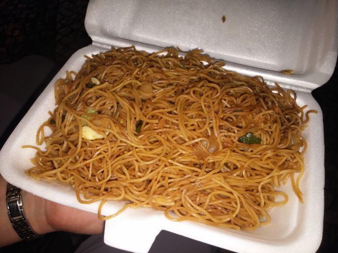 Macao Food Noodles