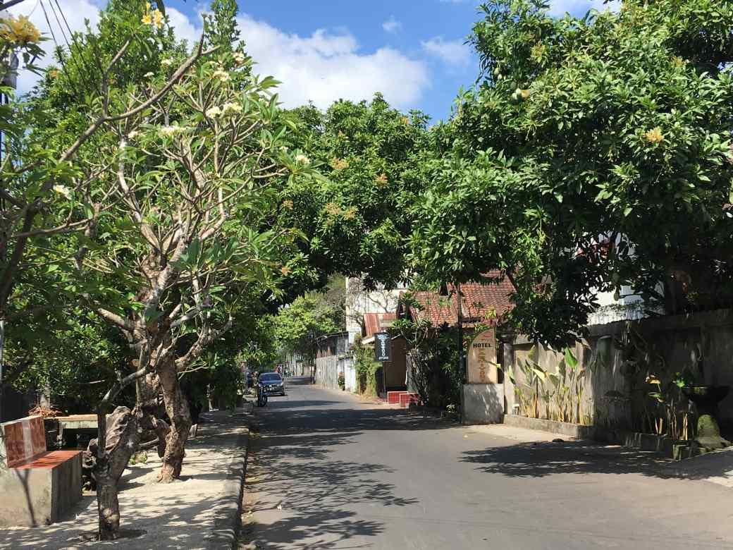 Mataram streets