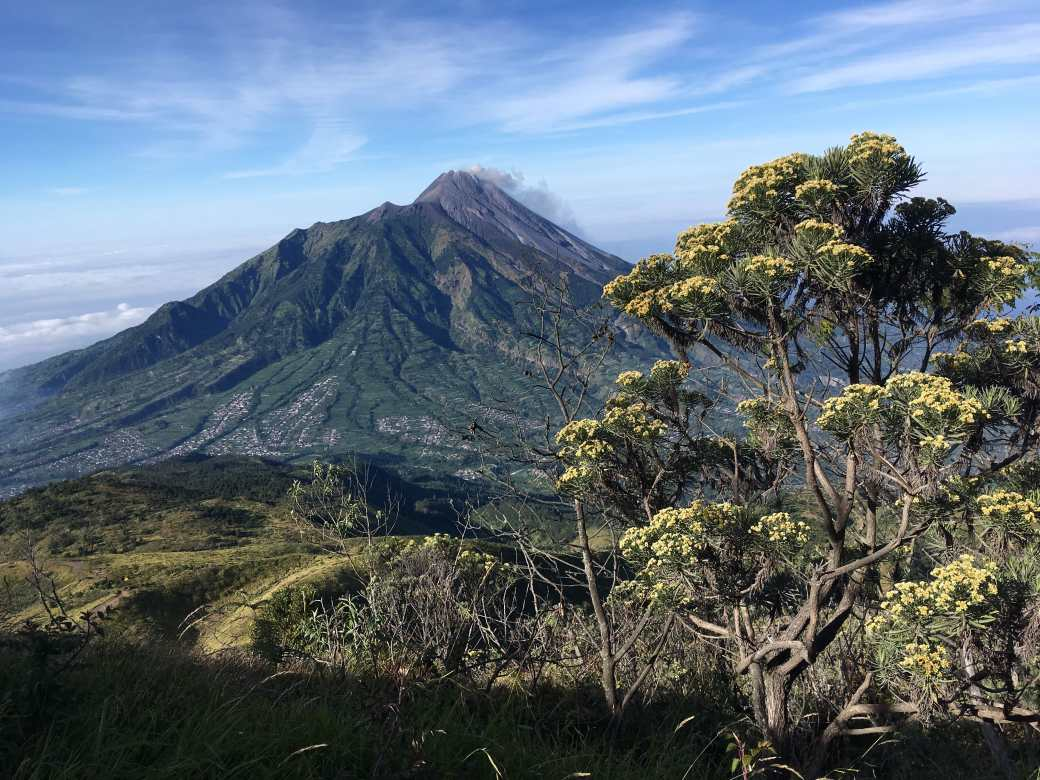 Merapi Viewpoint - Merbabu Trek (1)-min
