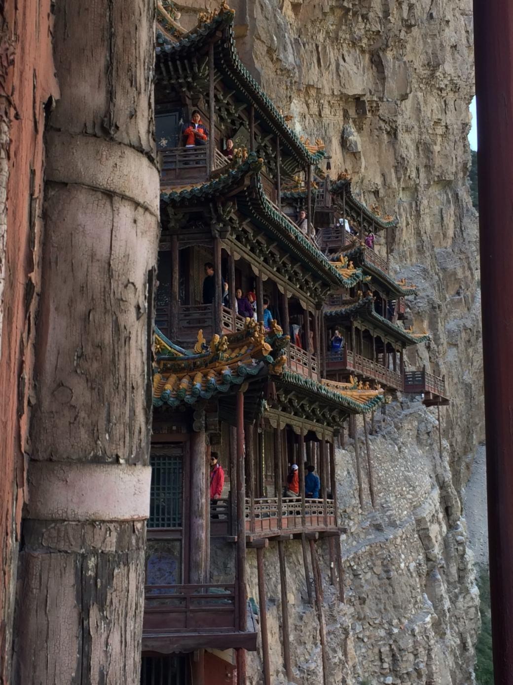 Monastère suspendu de Xuan Kong Si (2)-min