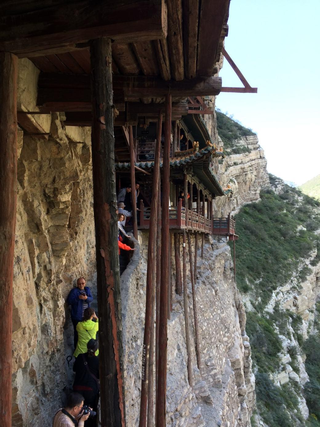 Monastère suspendu de Xuan Kong Si (3)-min