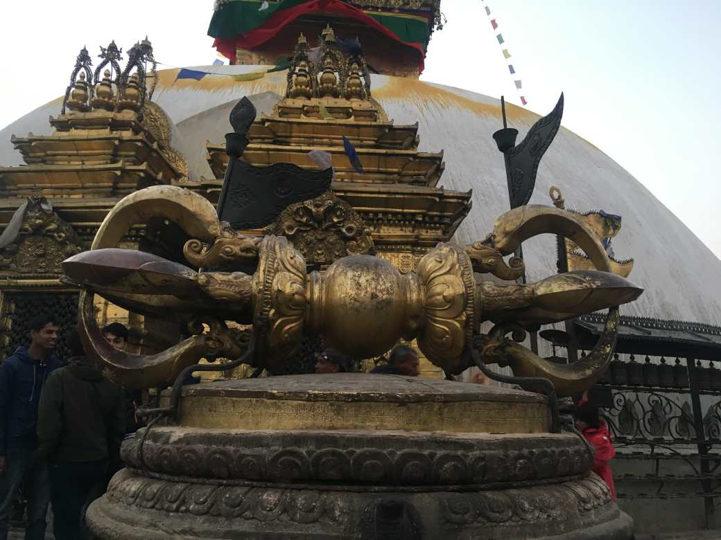 Monkey Temple Swayambhunath (12)