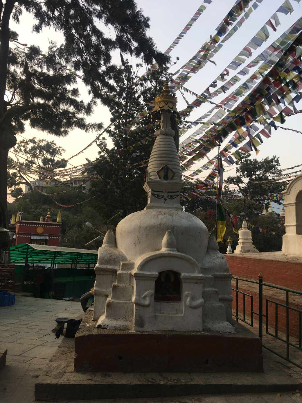 Monkey Temple Swayambhunath (5)