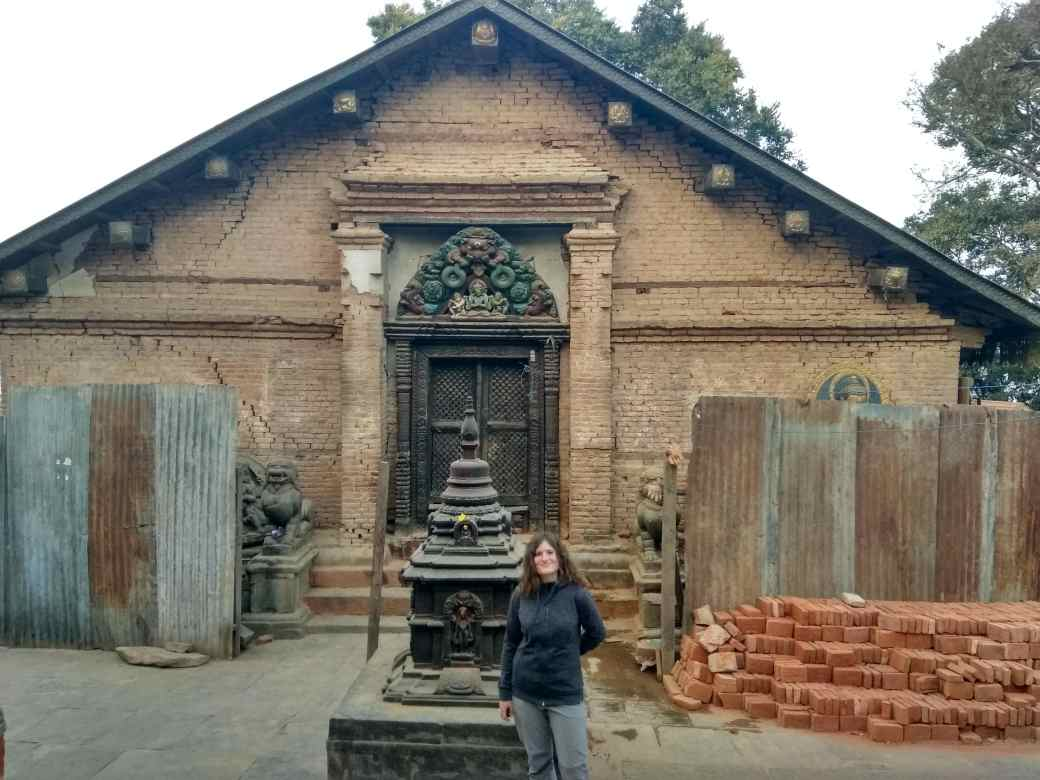 Monkey Temple Swayambhunath (7)