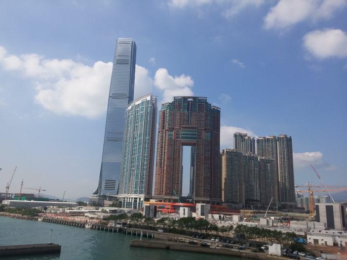 New Territories and Kowloon Hong Kong