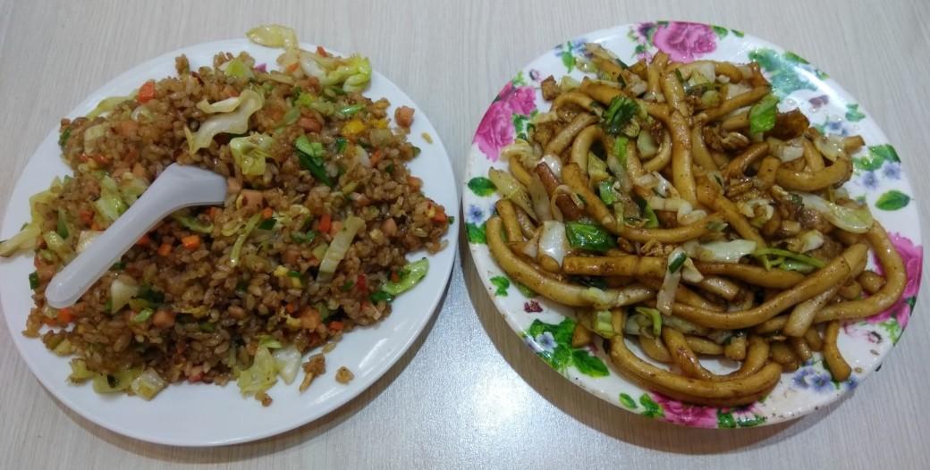 Noodles stalls (2)