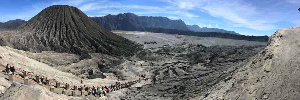 Panoramic view Bromo (1)