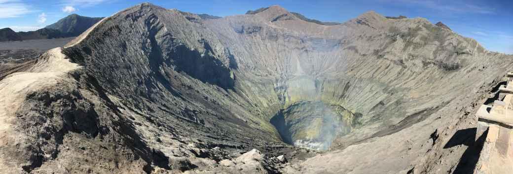 Panoramic view Bromo (2)